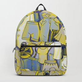 YELLOW CLOTHES Backpack