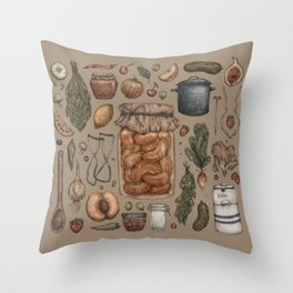Preserve Throw Pillow