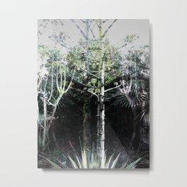 Tropical Plants 2 Metal Print