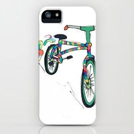 Sweet Ride Bro en Guatemala iPhone Case