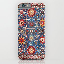 Kuba East Caucasus Kelleh Print iPhone Case