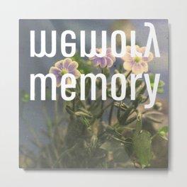 Good Memories  Metal Print