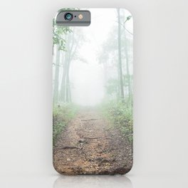 Great Smoky Mountains National Park - Forest Adventure II iPhone Case