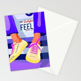 THICK LANY Stationery Cards