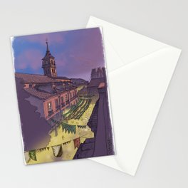 Medieval Fair (color) Stationery Cards