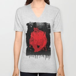Once more into the fray Unisex V-Neck