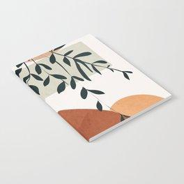 Soft Shapes I Notebook