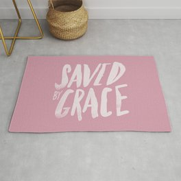 Saved by Grace x Rose Rug