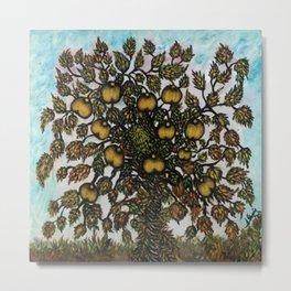 The Apple Tree (La Pommier) by Seraphine Louis Metal Print