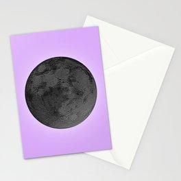 BLACK MOON + LAVENDER SKY Stationery Cards