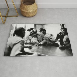 Remembering African American History & Martin Luther King Rug