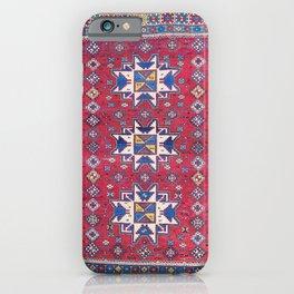 Kuba East Caucasus Rug Print iPhone Case