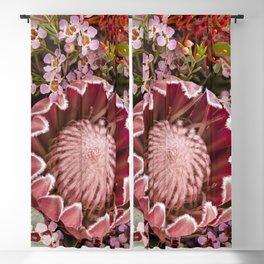 Macro Protea Blackout Curtain