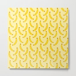 Banana love Metal Print