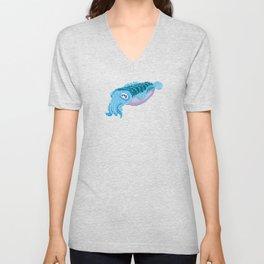 CuttleFish Unisex V-Neck