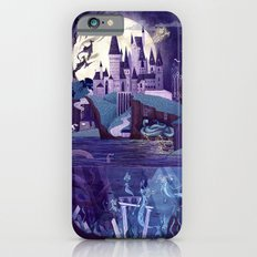 Never a Quiet Year at Hogwarts iPhone 6s Slim Case