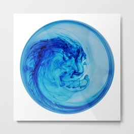 Sea Wave II Metal Print