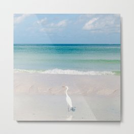 Florida Ocean View VIII Metal Print
