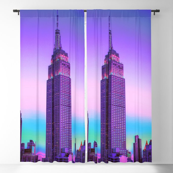 New York, New York Blackout Curtain