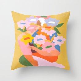 Self Love No.1 Throw Pillow
