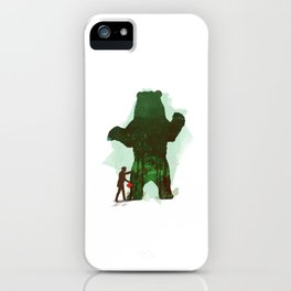 The Great Adventure iPhone Case