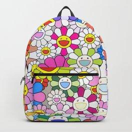 mukarami flowers Backpack
