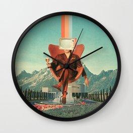 Enemy Wall Clock