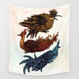 Legendary Birds Wall Tapestry