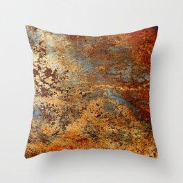 Beautiful Rust Throw Pillow