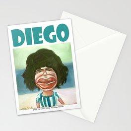 """Diego""  por Diego Manuel Stationery Cards"