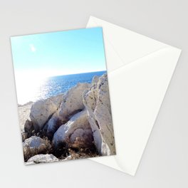 Towards The Sea Stationery Cards