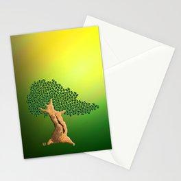 Beetle Bonsai Stationery Cards
