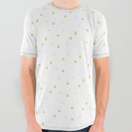Quince Pattern All Over Graphic Tee