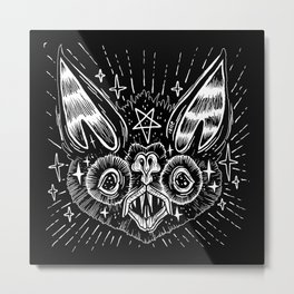 Chiroptera Metal Print