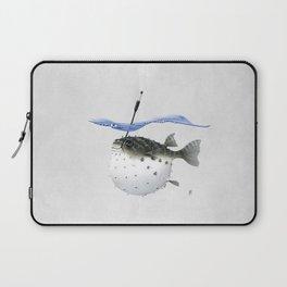 Take It Outside! (Wordless) Laptop Sleeve