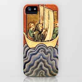ship of fool ojolo iPhone Case