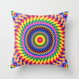 Fiesta Throw Pillow