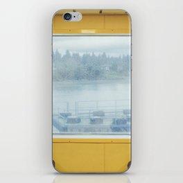 Bainbridge Ferry iPhone Skin