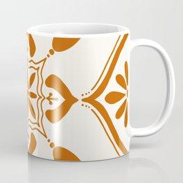Terracotta Talavera Tile Coffee Mug
