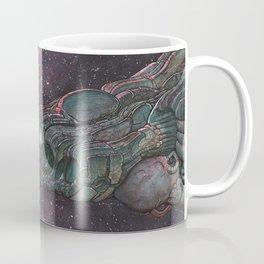 Ship of teflocarbon Coffee Mug