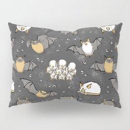 Pipistrelle and Honduran Bats Pillow Sham