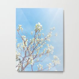 Love and Light Metal Print