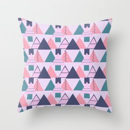 Astral Traveling Throw Pillow