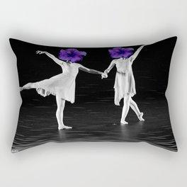 CONTROLLING HER Rectangular Pillow