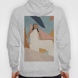 Living in Abstraction Hoody