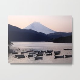 Lonely after Dark (Japan) Metal Print