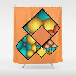 good feeling -47- Shower Curtain