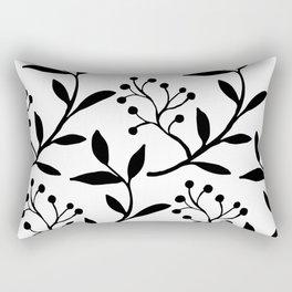 Berry clusters Rectangular Pillow