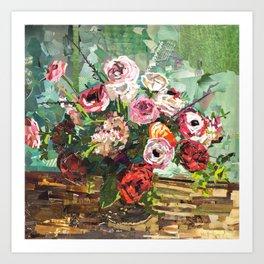 Tin Can Studio Floral 2 Art Print