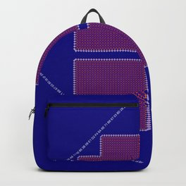 """CA Fantasy """"Valentine's Day"""" series #7 Backpack"""